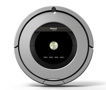 Roomba 886 - робот 800-й серии